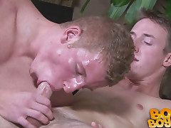 Broke Gay-for-pay Fellows - Conner and Tim