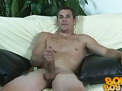 SBJO - Johnny Irish Plays with his giant bone