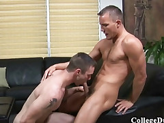 College Guys - Sean Summers added to Alex Andrews