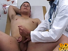 College Fellow Physicals - Isaac